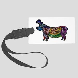 HIPPO Luggage Tag
