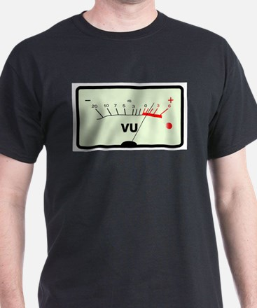 Audio Meter T-Shirt