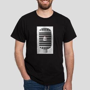 Classic Microphone T-Shirt