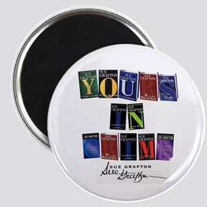 Yours In Crime Magnets