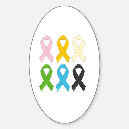 Unique Aids Sticker (Oval)