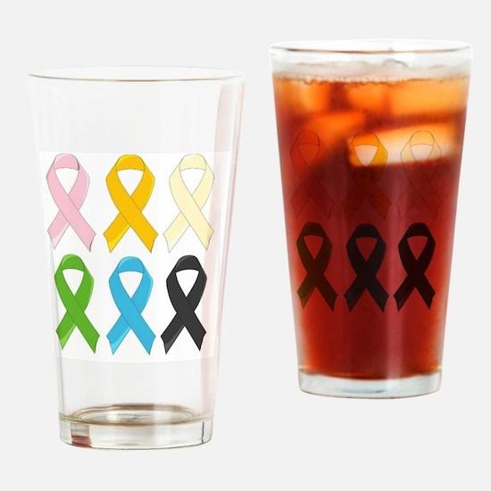 Cute Aids Drinking Glass