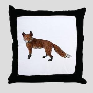 ALERT Throw Pillow