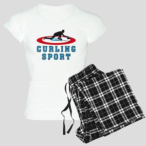 Curling Player Pajamas