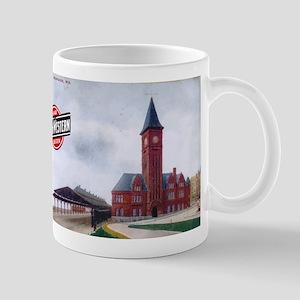 Milwaukee's Northwestern Depot Mugs