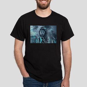 Graffiti Electric Woman T-Shirt