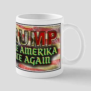 TRUMP - MAKE AMERIKA HATE AGAIN (german lette Mugs