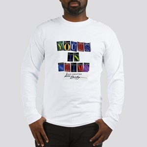 Yours In Crime Long Sleeve T-Shirt