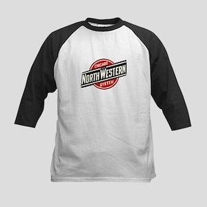 Chicago & Northwestern Angled Baseball Jersey