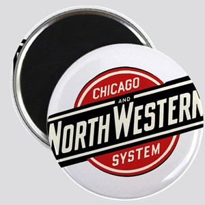 Chicago & Northwestern Angled Magnets