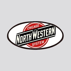 Chicago & Northwestern Angled Patch