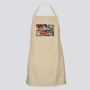 All Love is Free Graffiti Apron