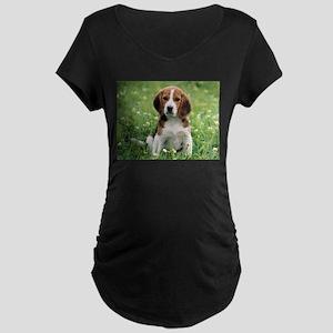 Beagle Maternity T-Shirt