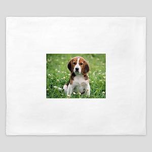 Beagle King Duvet
