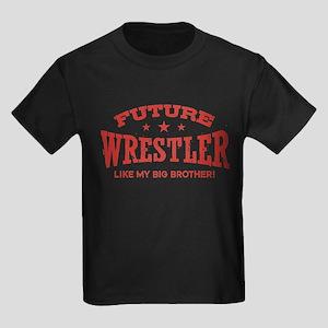 Future Wrestler Like My Big Brother T-Shirt