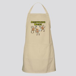 Accounting Rocks Apron