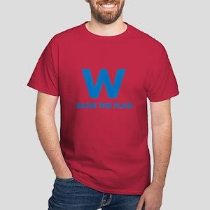 W Raise the Flag T-Shirt