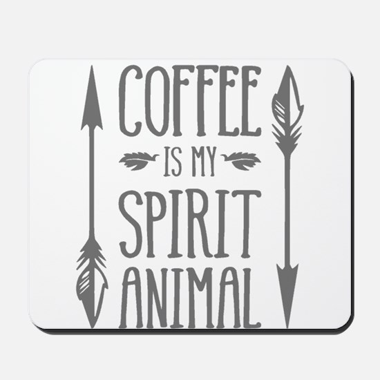 spirit animal [2] Mousepad