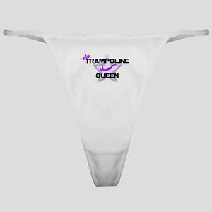 Trampoline Queen Gymnastics Classic Thong
