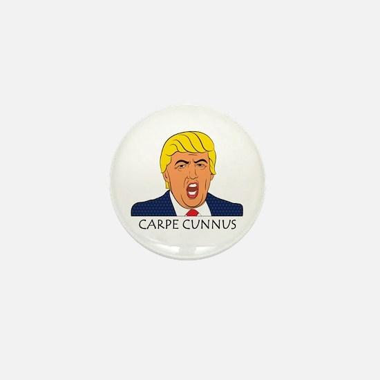 Carpe Trump Mini Button