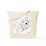 Biology Cartoon 9416 Tote Bag