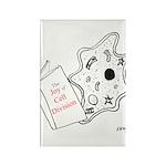 Biology Cartoon 9416 Rectangle Magnet (10 pack)