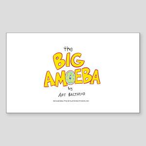 Big Amoeba Sticker