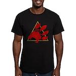 2014 logo Men's Fitted T-Shirt (dark)