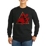 2014 logo Long Sleeve Dark T-Shirt