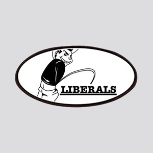 Anti Liberal designs Patch