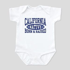 California Native Infant Bodysuit