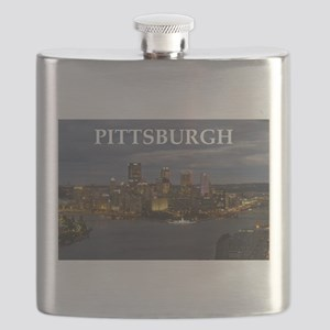Pittsburgh Flask