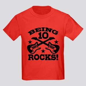 Being 10 Rocks T-Shirt