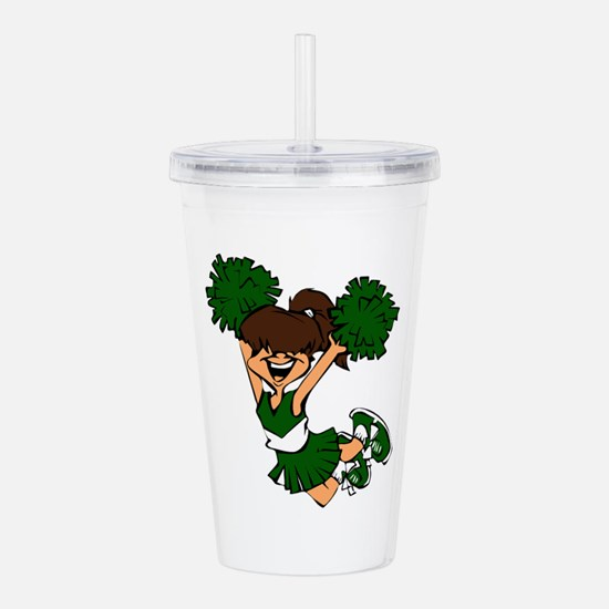32218779TTOWN.png Acrylic Double-wall Tumbler