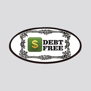 debt free baby Patch
