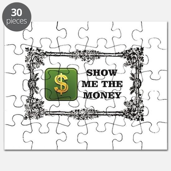 show me the money box Puzzle