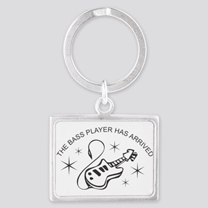 Bass Player Keychains