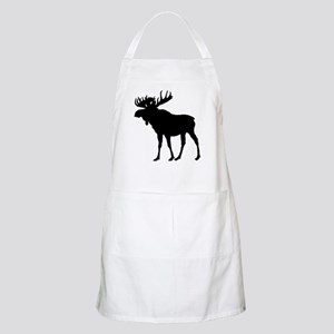 Moose: Black Apron