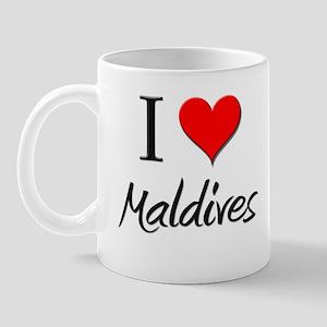 I Love Malaysia Mug