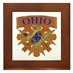 Ohio Mason Framed Tile