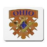 Ohio Mason Mousepad