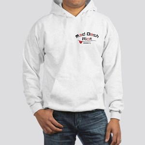 Long Ride and Cobwebs Hooded Sweatshirt