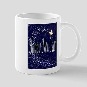 New Year Card Mugs