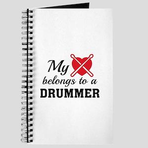Heart Belongs Drummer Journal