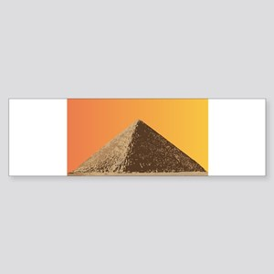 The Great Pyramid Bumper Sticker