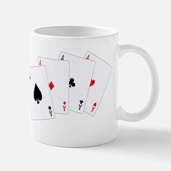 Four Aces Mugs