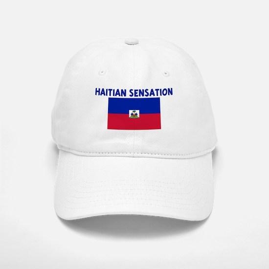 HAITIAN SENSATION Baseball Baseball Cap