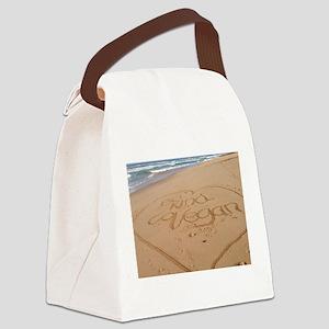 Vegan Canvas Lunch Bag