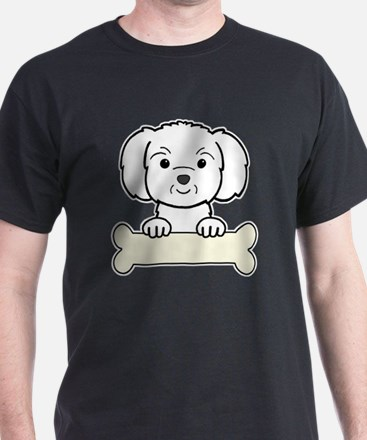 Cute Cute maltese puppies T-Shirt