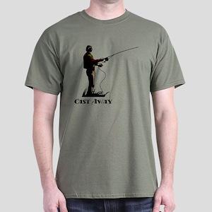 Cast Away Dark T-Shirt